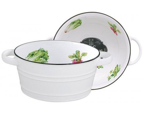 Салатник Кухня в стиле Ретро Easy Life (R2S) без индивидуальной упаковки