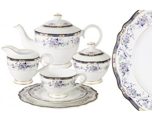 Чайный сервиз Маркиза 21 предмет на 6 персон