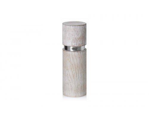 Мельница для соли/перца AdHoc, серия TEXTURA ANTIQUE, белый, 15см