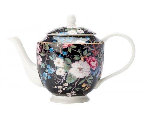 Чайник Полночные цветы Maxwell & Williams в подарочной упаковке