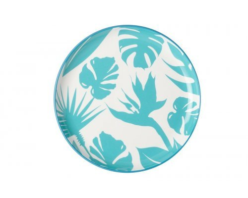 Тарелка обеденная Парадиз Christopher Vine (голубая) без индивидуальной упаковки