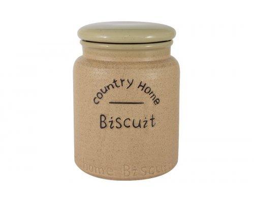 Банка для сыпучих продуктов (печенье) Кантри Хоум LF Ceramics