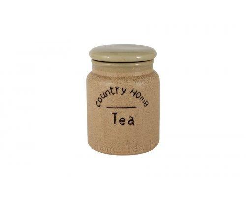 Банка для сыпучих продуктов (чай) Кантри Хоум LF Ceramics
