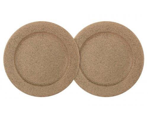 Набор из 2-х десертных тарелок Кантри Хоум LF Ceramics