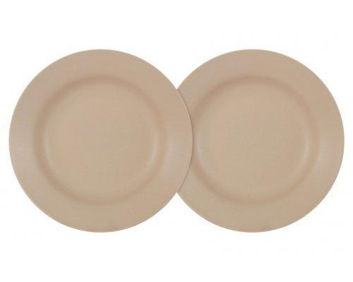 Набор из 2-х суповых тарелок Птичье молоко LF Ceramics