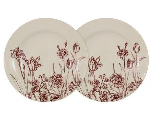 Набор из 2-х суповых тарелок Эдем LF Ceramics