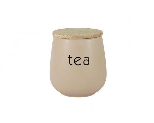 Банка для сыпучих продуктов (чай) Птичье молоко LF Ceramics