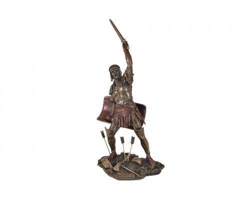 Статуэтка Гладиатор с оружием