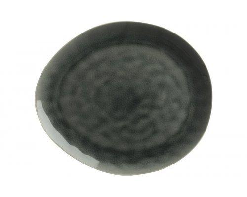 Тарелка овальная большая Artisan (Буря серая) Maxwell & Williams без индивидуальной упаковки
