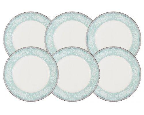 Набор из 6 десертных тарелок Прикосновение Narumi