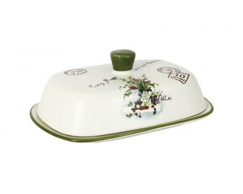 Масленка Букет LF Ceramic
