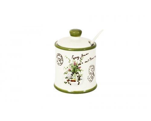 Сахарница Букет LF Ceramic