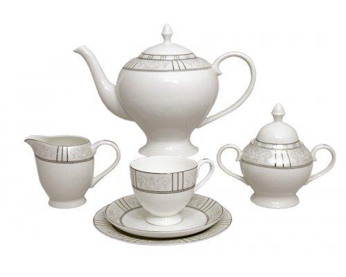 Чайный сервиз Шенонсо Emily 21 предмет на 6 персон