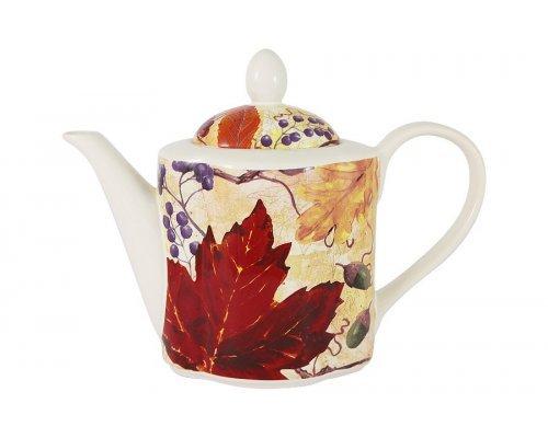 Чайник Кленовый лист IMARI