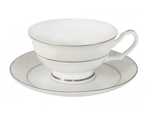 Набор для чая 12 предметов Мелисента Anna Lafarg Emily: 6 чашек + 6 блюдец