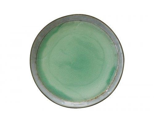 Тарелка закусочная Origin (салатовая) Easy Life (R2S) без индивидуальной упаковки