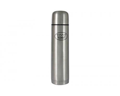 Термос цельнометаллический Konig International для напитков