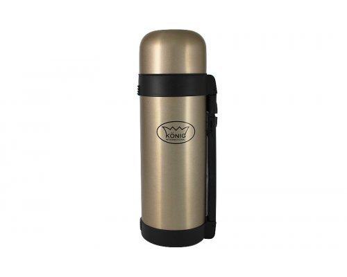 Термос цельнометаллический для напитков 1,5 л Konig International