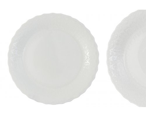 Набор из 6 обеденных тарелок Шелк Narumi