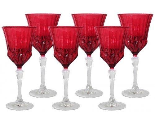 Набор: 6 бокалов для вина Same Адажио - красная