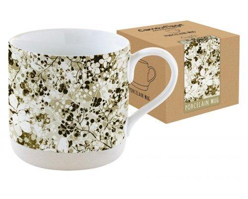 Кружка Camouflage (цветы) Easy Life R2S в индивидуальной упаковке
