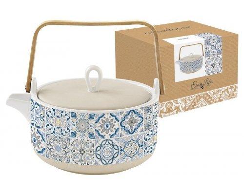 Чайник (синий) Casadecor Easy Life R2S в индивидуальной упаковке