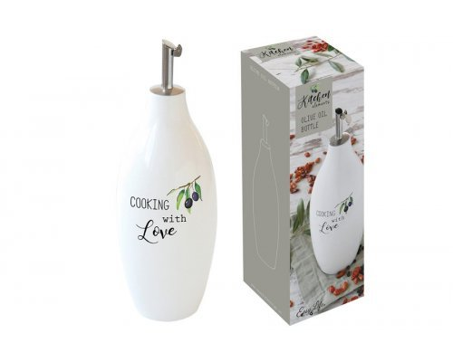 Бутылка для масла/уксуса Kitchen Elements Easy Life R2S в подарочной упаковке