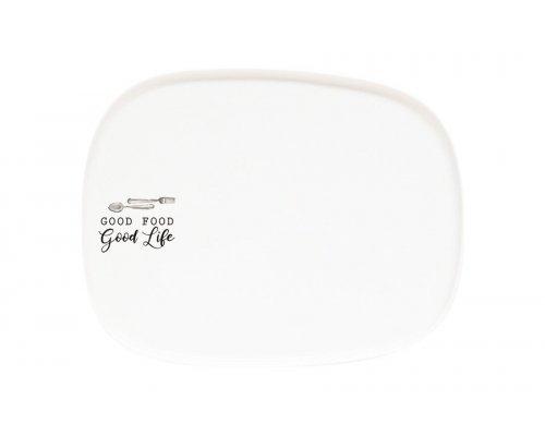 Тарелка закусочная Kitchen Elements Easy Life R2S без индивидуальной упаковки
