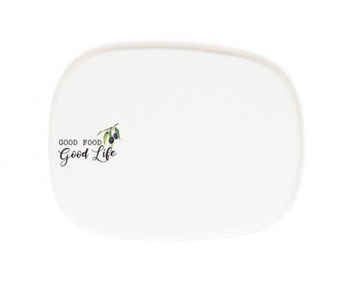Тарелка обеденная Kitchen Elements Easy Life R2S без индивидуальной упаковки