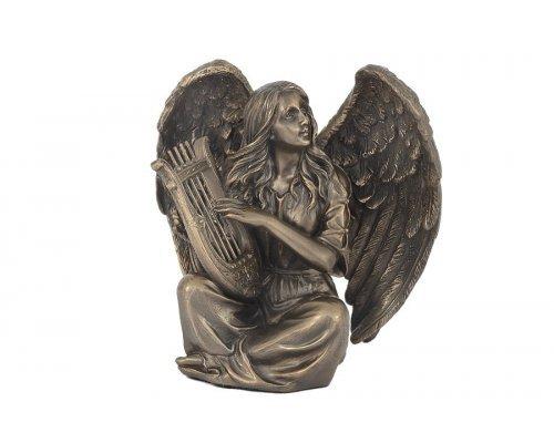 Статуэтка Ангел сидящий с лирой