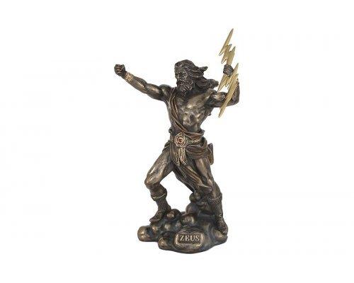 Статуэтка Зевс Громовержец Veronese
