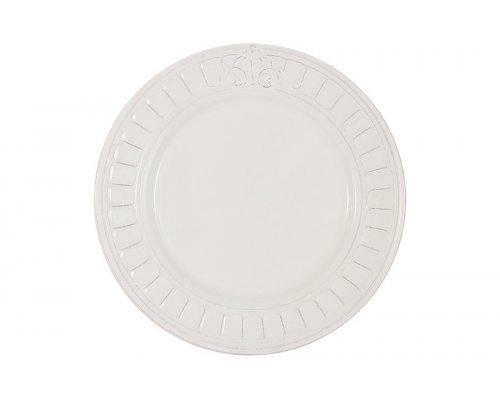 Тарелка обеденная Venice (белая) Matceramica без индивидуальной упаковки