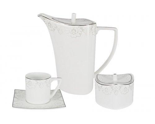 Чайный набор Вероника Anna Lafarg Emily на 6 персон 14 предметов
