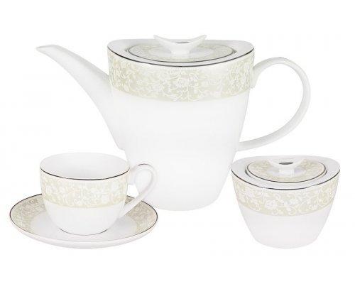 Чайный набор 14 предметов Донателла Anna Lafarg Emily