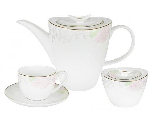 Чайный набор 14 предметов Рассвет Anna Lafarg Emily