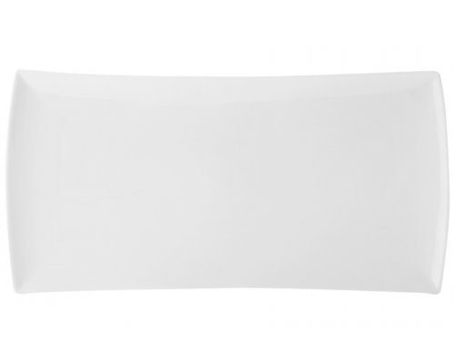 Тарелка прямоугольная большая Восток-Запад Maxwell & Williams в подарочной упаковке