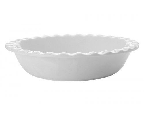 Блюдо круглое для запекания Белая коллекция Maxwell & Williams в подарочной упаковке