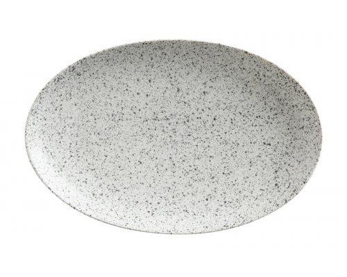 Тарелка овальная маля (пепел) Икра Maxwell & Williams без индивидуальной упаковки