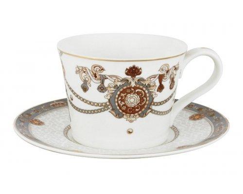 Чашка с блюдцем Принц Эдвард Anna Lafarg Emily