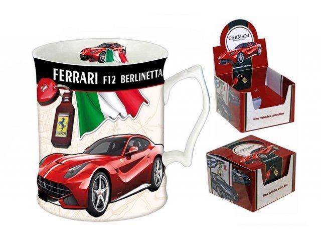 Кружка 0,45 л Carmani Феррари F12