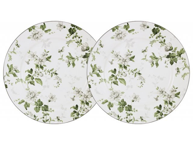 Набор из 2-х закусочных тарелок Веста Anna Lafarg Primavera в подарочной упаковке
