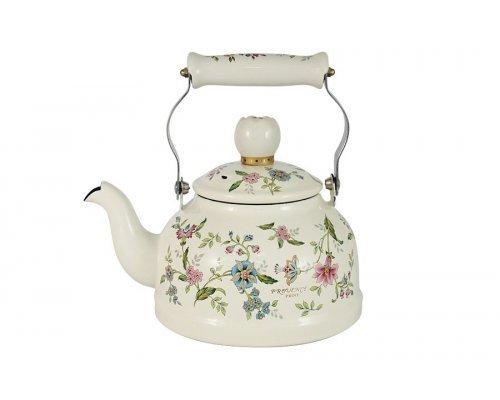 Чайник эмалированный Прованс Ejiry