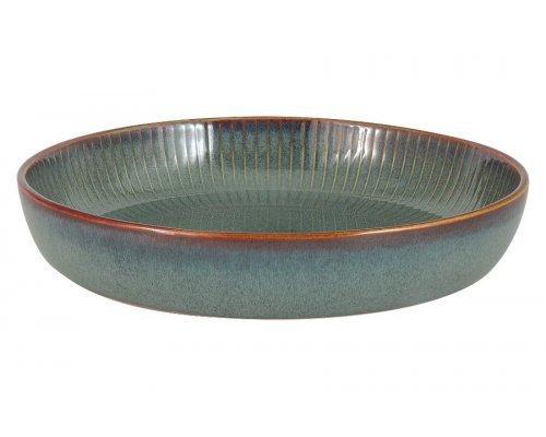 Салатник - тарелка для пасты Comet (морская волна) в индивидуальной упаковке