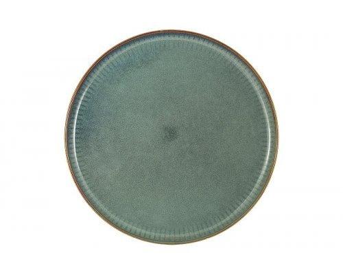 Тарелка обеденная Comet (морская волна) в индивидуальной упаковке