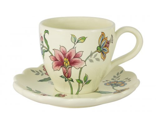 Чашка с блюдцем Прованс Nuova Ceramica s.n.c.