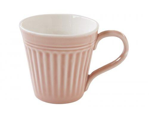 Кружка (розовый) Abitare без индивидуальной упаковки