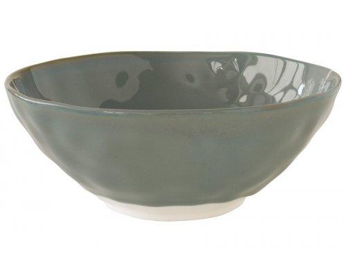 Салатник (серый) Interiors без индивидуальной упаковки