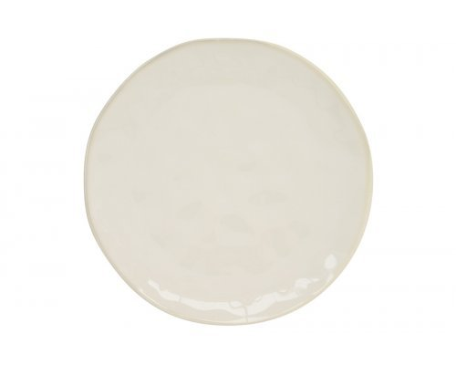 Тарелка закусочная (белый) Interiors без индивидуальной упаковки