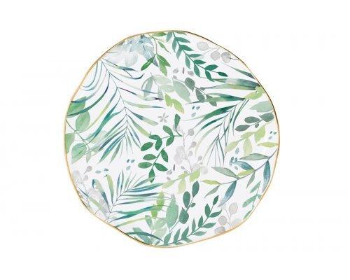 Тарелка десертная Амазония без индивидуальной упаковки