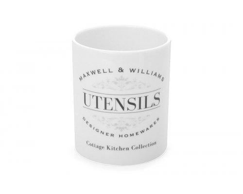 Банка-подставка для кухонных инструментов Cottage Kitchen Maxwell & Williams в подарочной упаковке